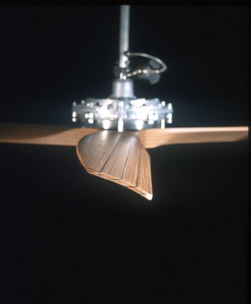 Aeronautical Ceiling Fan : Air giulio gianturco design