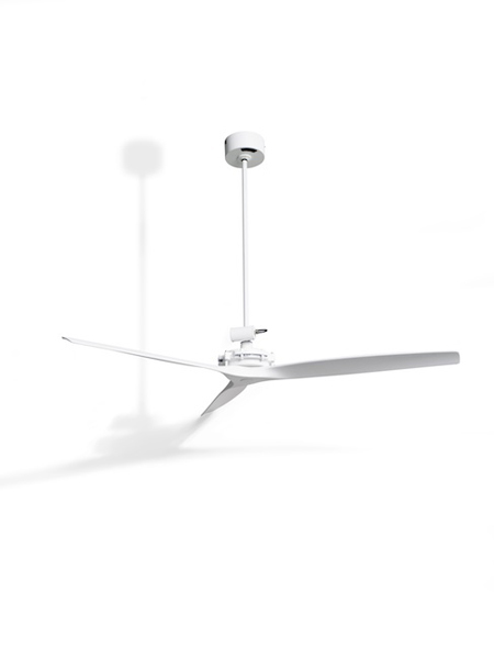 Aeronautical Ceiling Fan : Air st giulio gianturco design